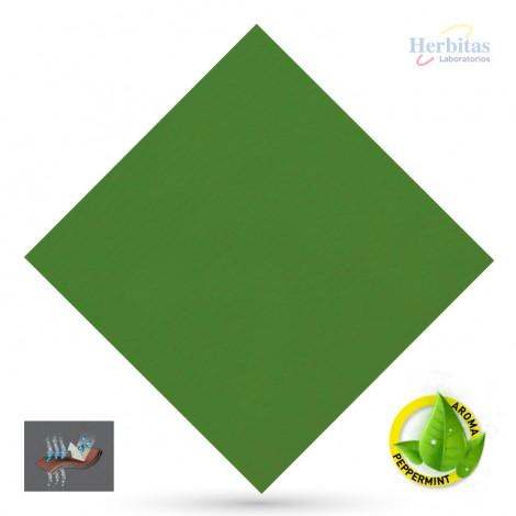Microfibra On-Steam Verde Eucalipto