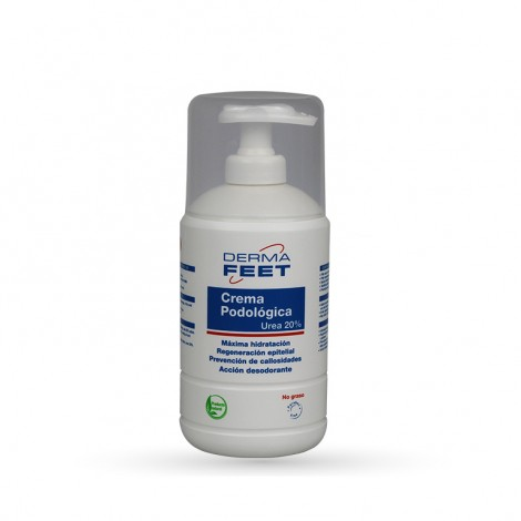 crema podológica con urea 20%