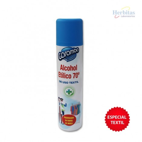 alcohol desinfeccion tejidos