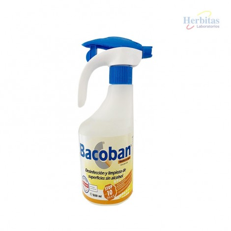 bacoban desinfectante