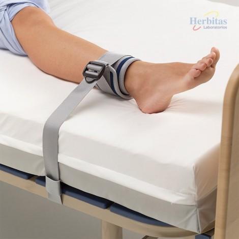 tobillera inmovilizadora a cama