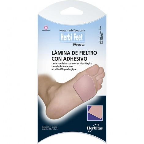 herbi feet callosidades
