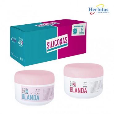 Silicona Blanda Blandos A+B
