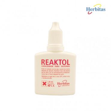 Reaktol catalizador silicona