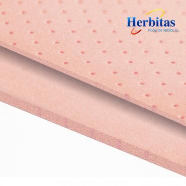 Plastazote Perforado Carne