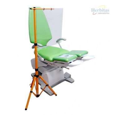 pantalla protección sillón clinica