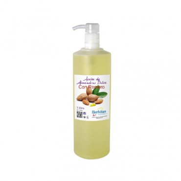 Aceite almendra con esencia de  romero ideal para masajes