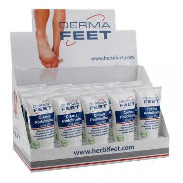 Expositor Crema Podológica Urea 20% Derma Feet