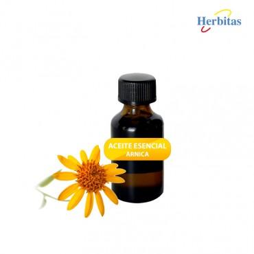 Aceite esencial de arnica