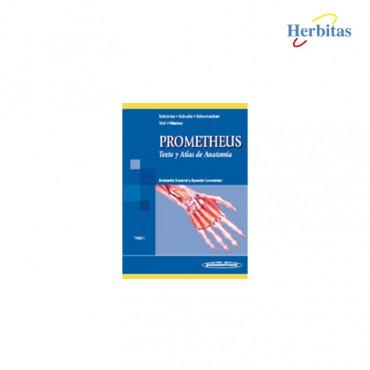 Prometheus. Texto y Atlas de Anatomía.