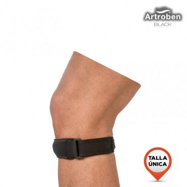 Banda Patelar Artroben Black