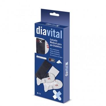 Calcetín Medical Junior Pie Diabético Diavital
