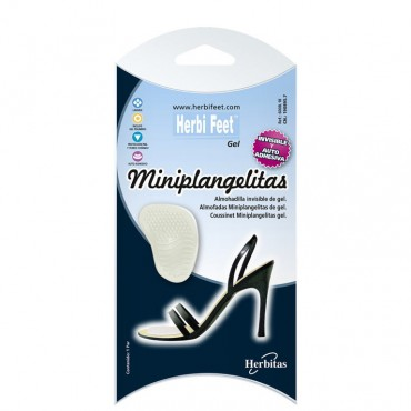 Almohadilla Mini Plangelitas Gel Invisible