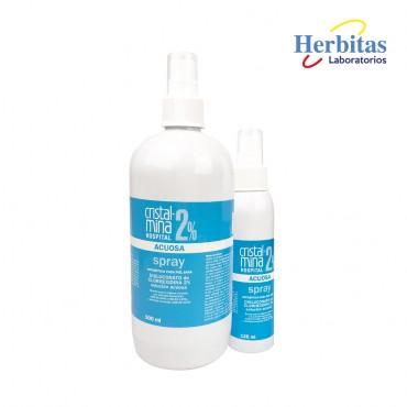 Cristalmina spray