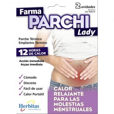 Parche Térmico Farma Parchi Lady
