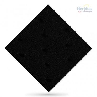 herbiform negro perforado standard