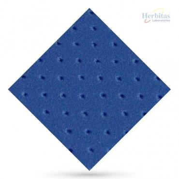 azul perforado