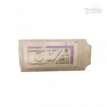 sutura absorbible braun