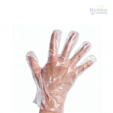 guantes plastico desechables