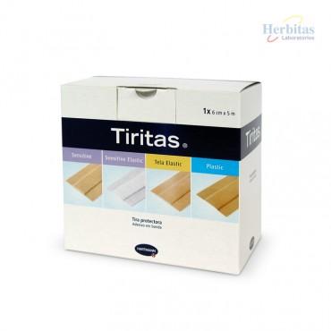 caja tiritas sensitive herbitas