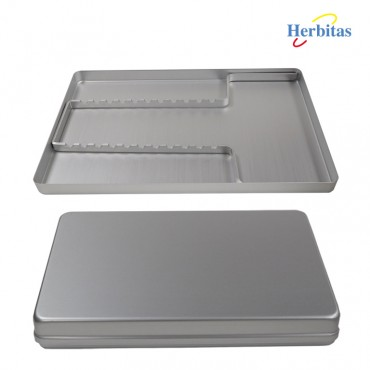 Bandeja Aluminio -18 cm