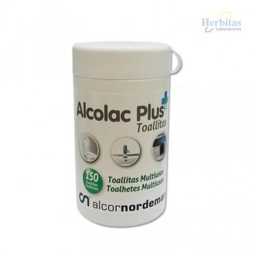 Toallitas Alcolac Plus