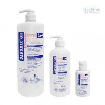 Daromix Gel Hidroalcohólico