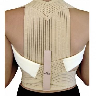Espaldillera con dorsal-L