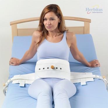 cinturon inmovilizador a cama