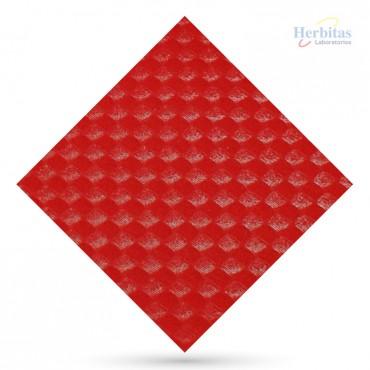 Forro Inferior Graphyte Rojo