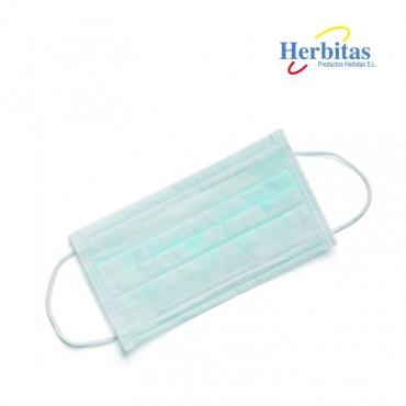 Mascarilla alta filtracion Con Elásticos