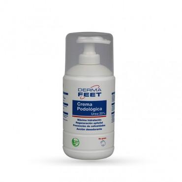 Crema Podológica Urea 20% Derma Feet   480 ml